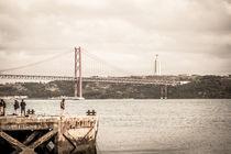 Lisboa - Ponte 25 de Abril by Jörg Sobottka