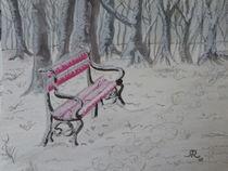 Winternostalgie im Park  von Rena Rady