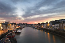 Weymouth Harbour by Chris Frost
