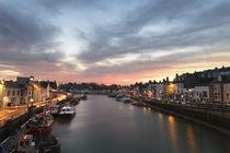 Weymouth Harbour von Chris Frost
