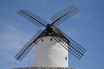 Windmühle La Mancha von Iris Heuer