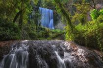 Zwei Wasserfälle by Iris Heuer