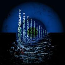 Blue water von Leopold Brix