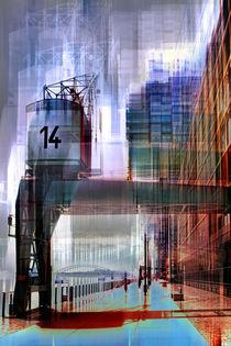 Hafenkran 14 by sternbild