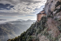 Santa Cova de Montserrat (Catalonia) von Marc Garrido Clotet