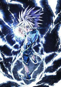 Killua Zoldyck - Hunter X Hunter (Anime) by Soma Yukihira