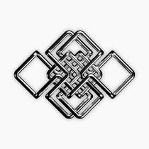 Metallornament von dresdner