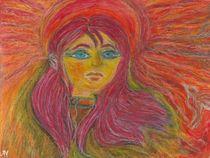 The Sun Maiden by Antonella Vigliarolo