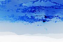 burning sky... by loewenherz-artwork