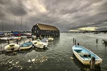 Bosham Harbour von Ian Lewis