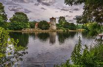'River Thames At Bisham' von Ian Lewis