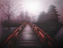 Japan Bridge by Alexey Kurkin