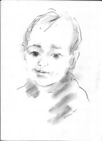 portret child von Ioana  Candea