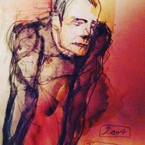 Ein Schauspieler by Konstantin Tselepes