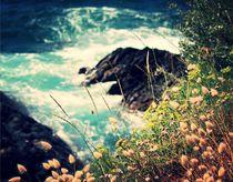 Die Küste der Bretagne by Birgit Wagner