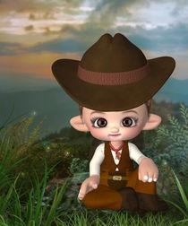 Kleiner Cowboy von Conny Dambach
