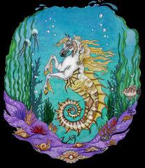 Arabian Waterhorse by Sandra Gale