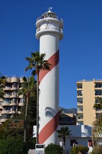 Leuchtturm in Marbella by Iris Heuer