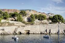 Calanque de Port-Miou (France) von Marc Garrido Clotet