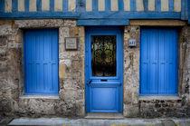 La Maison Bleue von Iris Heuer