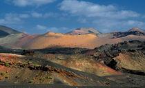 Timanfaya Nationalpark von Iris Heuer