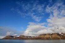Spitzbergen Landschaft by Iris Heuer