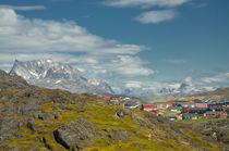 Nuuk Grönland von Iris Heuer