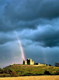 The Rock of Cashel. Tipperary, Ireland by David Lyons