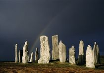 Winter Storm sky over Callanish by David Lyons