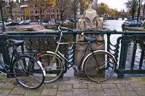 Neue-Engelschman-Brücke in Amsterdam  by captainsilva