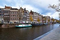 Prinsen-Gracht Zentrum von Amsterdam von captainsilva