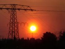 Sonnenuntergangsstimmung von rosi-hainz