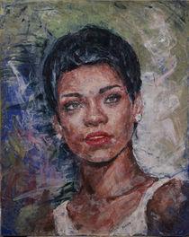 Rihanna von Alexey Kurkin