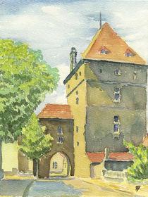 Schelmenturm 1 von Norbert Hergl