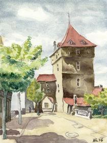 Schelmenturm 3 von Norbert Hergl