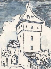 Schelmenturm 4 von Norbert Hergl
