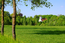 Die Friedenskirche von Bommelsen by gscheffbuch