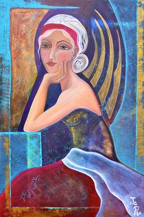 Die Engelin by Jeanett Rotter