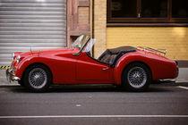 MGA Roadster by Bastian  Kienitz