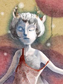 Deer Girl von Val Neumaier