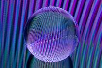 Crystal ball lines 3 von Robert Gipson