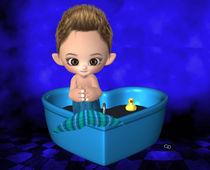 Wassermann von Conny Dambach