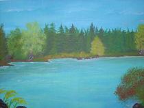 Waldsee 2 von rosi-hainz