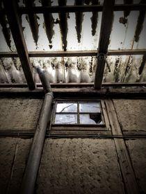 zerbrochenes Fenster by Andrea Meister