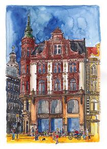 Leipzig, Klingerhaus von Hartmut Buse