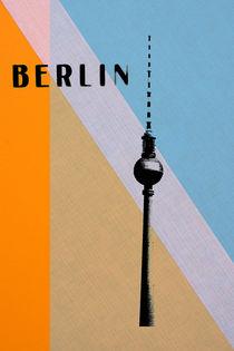 Berlin - Graphik Design von mosaiko