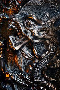 Longshan Chinese Dragon by David Lyons