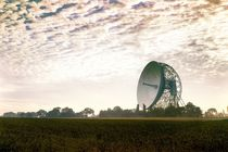 Lovell Radio Telescope, Jodrell Bank by David Lyons