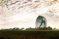 Lovell Radio Telescope, Jodrell Bank von David Lyons
