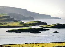 Atlantic edge of Iveragh. Kerry, Ireland von David Lyons